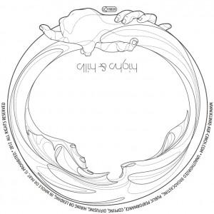 cd label highs&hills